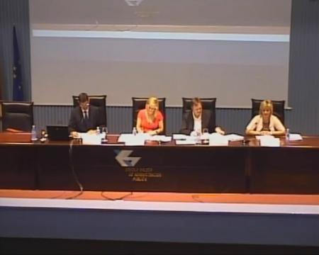 Mesa redonda. - Xornadas sobre a normativa das axudas de cooperación internacional en Galicia